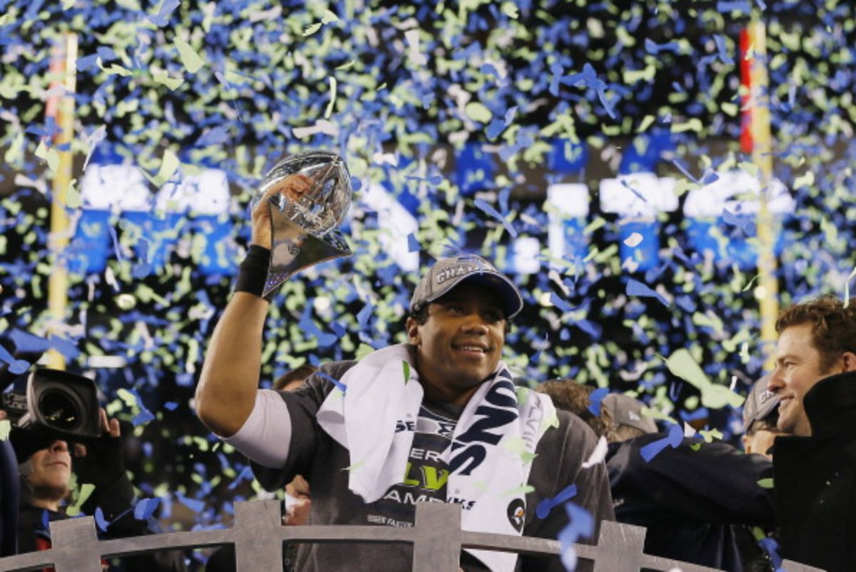 Is Russell Wilson 'Black Enough'?