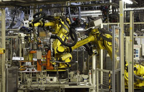 Fanuc Corp. Robot
