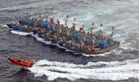 Chinese Fisherman Dies After South Korean Coast Guard Raid