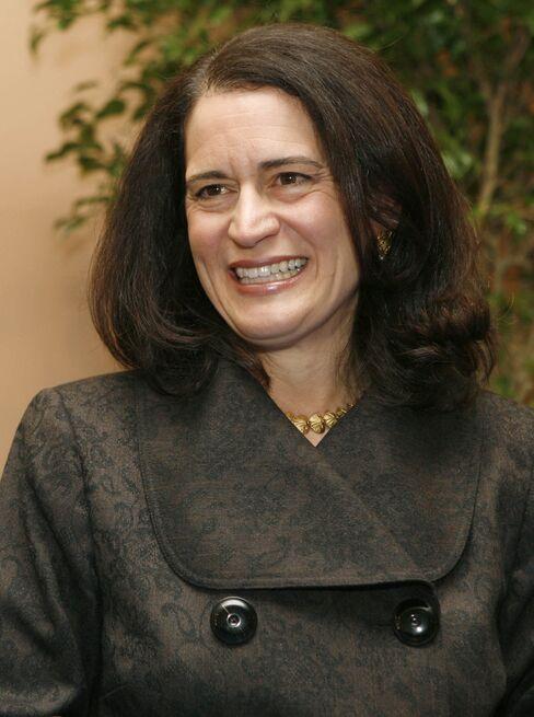Barnard College President Debora Spar