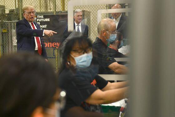 Trump Says U.S. Must Reopen Even If More Americans Get Sick, Die