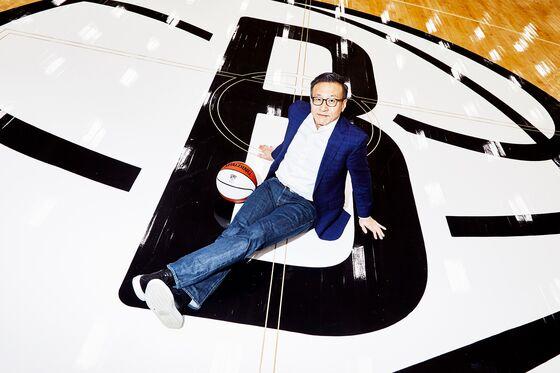 Nets Owner Joe Tsai Is Caught Between Brooklyn and Beijing