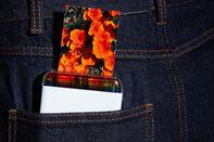 relates to Polaroid's Printer Turns Digital Photos Into Pocket-Size Souvenirs