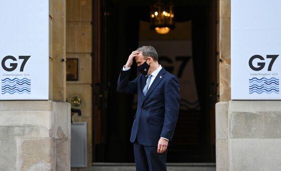 U.K. Attacks 'Offensive' EU as Brexit G-7 Argument Escalates