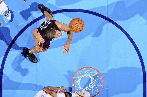 Heat Beat Thunder 100-96 to Tie NBA Finals