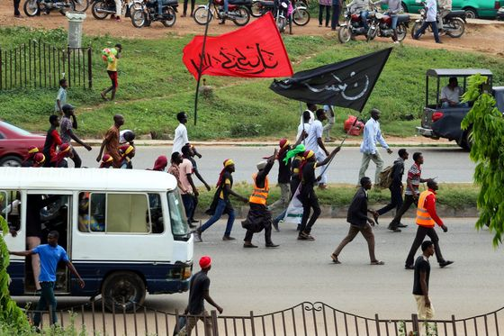 Nigerian Shiite Group Says Police Fire on Abuja Protesters