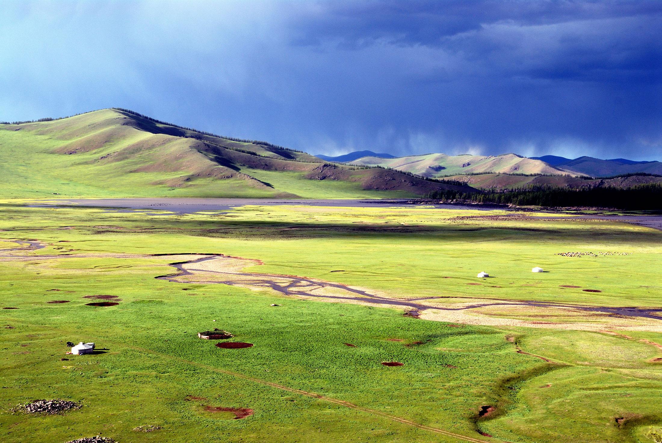 Khangai