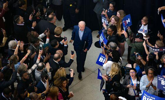 Biden's Pre-Super Tuesday Boost May Fall Short