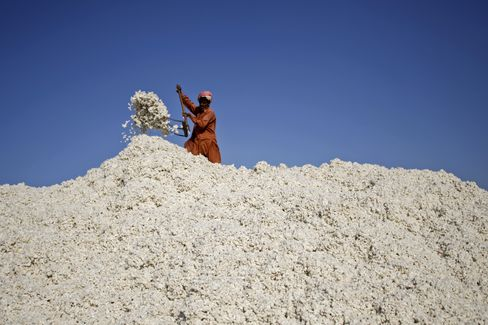 Cotton Futures Snap Longest Slump in a Year on Chinese Purchases