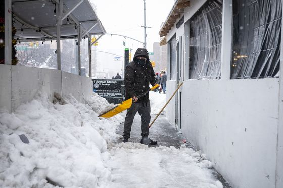 Arctic Blast Will Bring a Deep Freeze From Chicago to New York