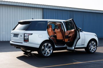 Range Rover Supercharged Lwb Review The 121 000