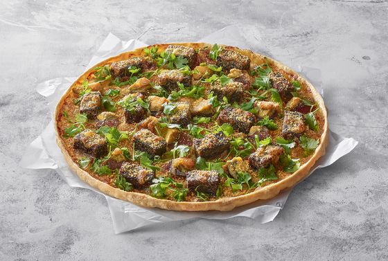 Big Data Turns Pig's Bloodand Century Eggs Into Hot Pizza Toppings