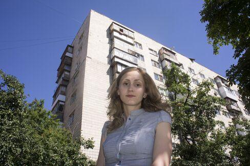 Public-Relations Executive Olesya Myhal