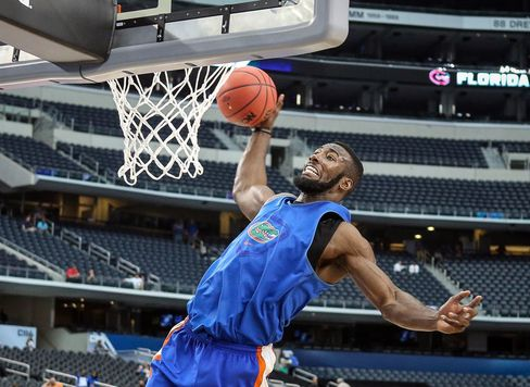 Florida's Patric Young