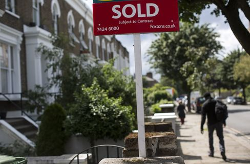 House Prices Hit New High In The UK