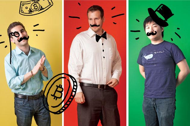 9d2b9b19 Meet the Bitcoin Millionaires - Bloomberg