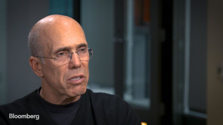 relates to Jeffrey Katzenberg on 'Bloomberg Studio 1.0'