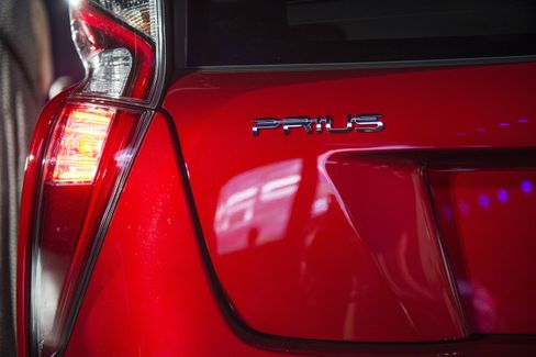 World Premiere Of The 2016 Toyota Motor Corp. Prius
