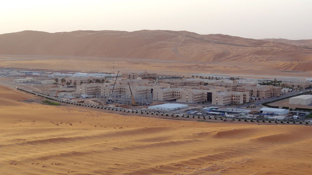 Saudi Aramco Tax Slashed Before What May Be World's Biggest IPO