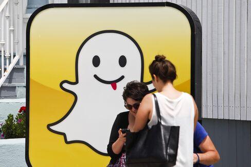 Snapchat Raises $485.6 Million