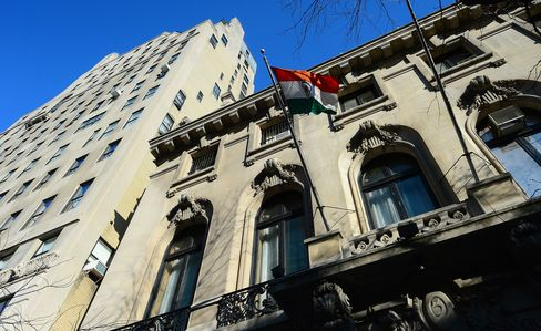 India's Consulate in New York