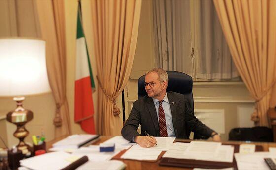 Italy's BorghiConfident That Cash-Strapped Carige Won't Needa State Rescue