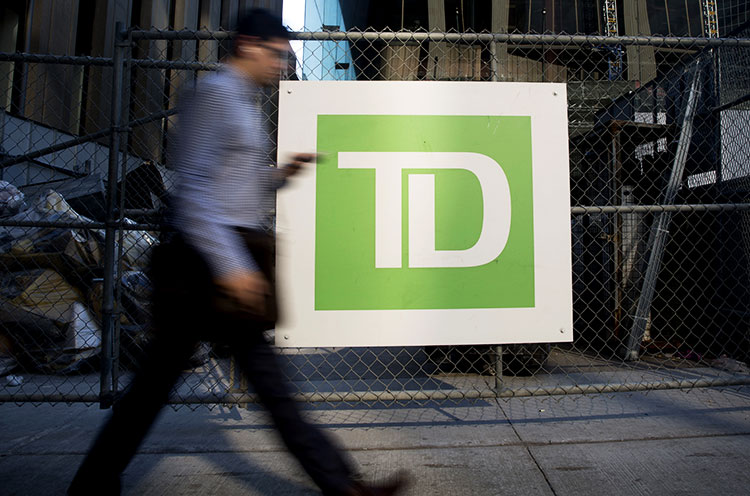 TD Leads Canadian Stock Sales as Energy Deals Fuel Record Year
