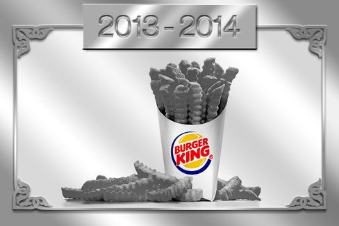 Burger King's Satisfries Are Over