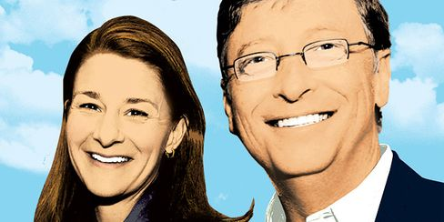 Melinda and Bill Gates on Making a Difference
