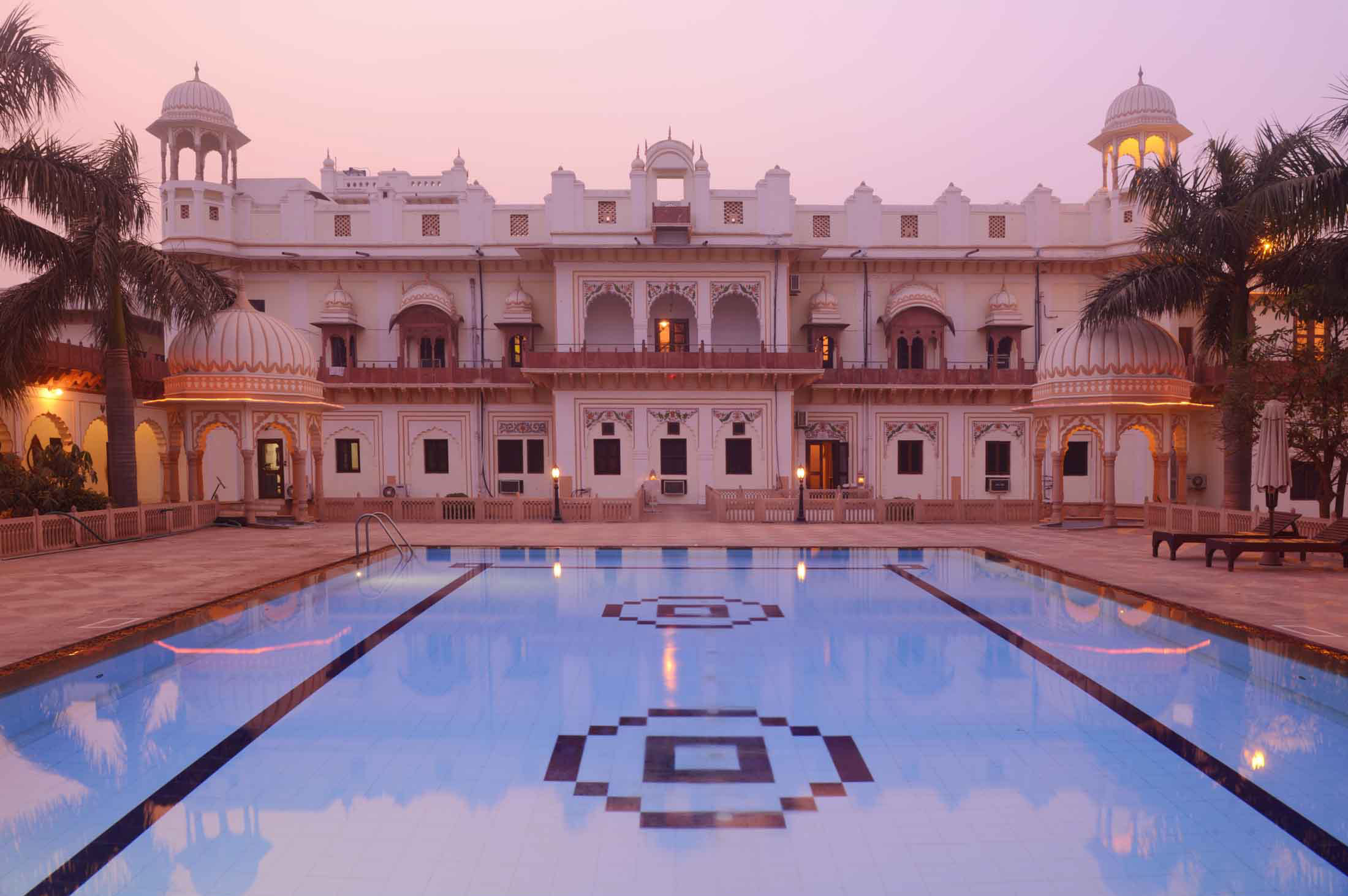 Laxmi Vilas Palace Hotel, Bharatpur
