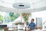 relates to A Singapore-Backed Startup Wants to Reinvent the Outdoor Fan