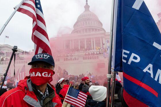 Storming of U.S. Capitol Becomes Emblem of Trump Era Disruption