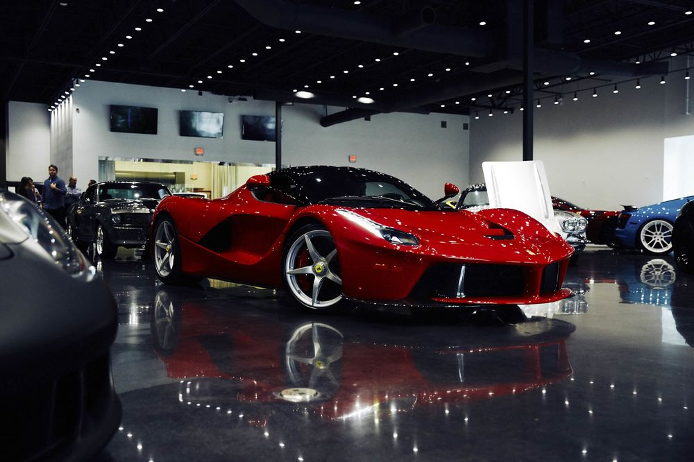Romancing The Supercar Buyer How Luxe Car Dealers Clinch A Sale
