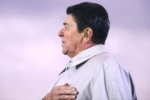 From Ronald Reagan's Hearing Aid to Cyborg Ears for Baby Boomers
