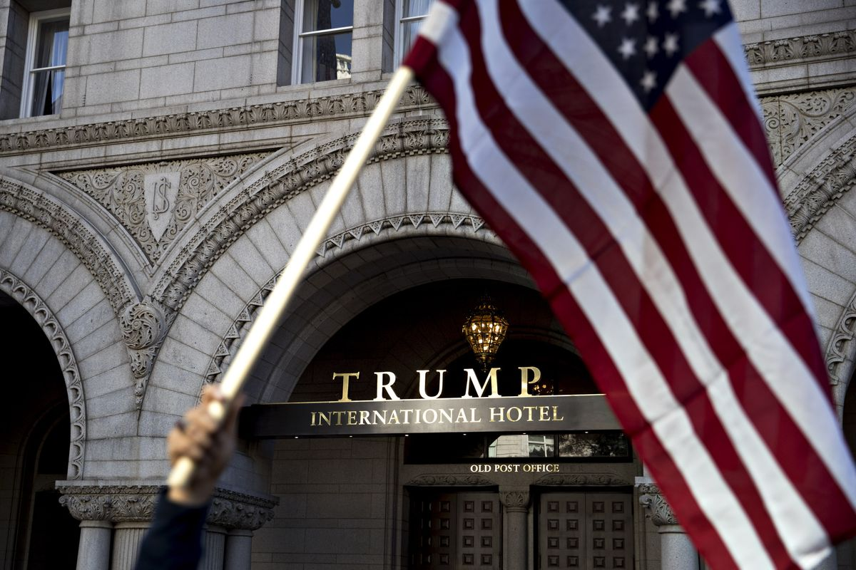 Maine's Former Governor Says He Wasn't Aware of High Rate Paid at Trump Hotel
