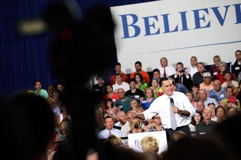 To Raise Cash, Romney Heads Overseas