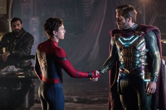 'Spider-Man' Tops Theaters Again Before 'Lion King' Pounces