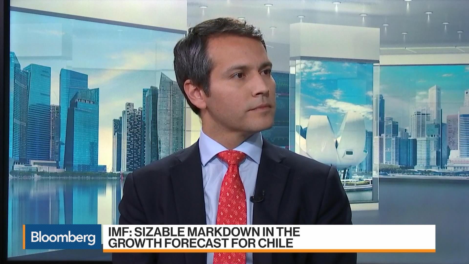Chilean Vice Minister of Trade Rodrigo Yanez on Economy, U.S.-China Trade Deal, Copper