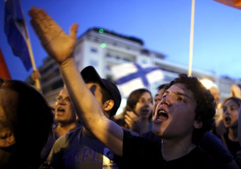 Greece Reaps Euro Goodwill in Break From Past Crisis Scoldings