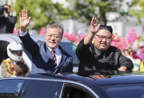 What to Expect on Day Two ofMoon and Kim's Historic Pyongyang Summit