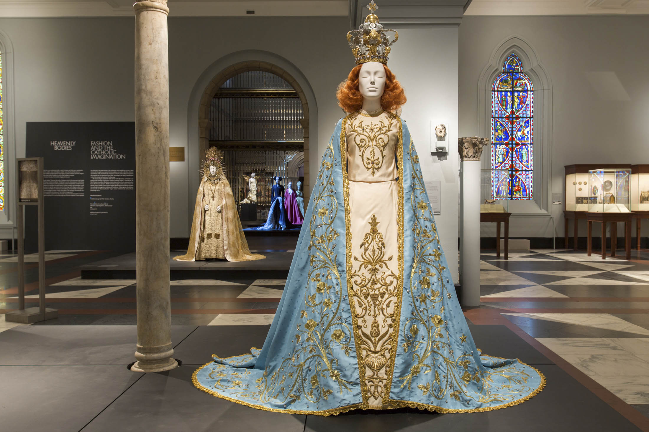 Heavenly Bodies Was The Met S Most Visited Exhibition Ever Bloomberg