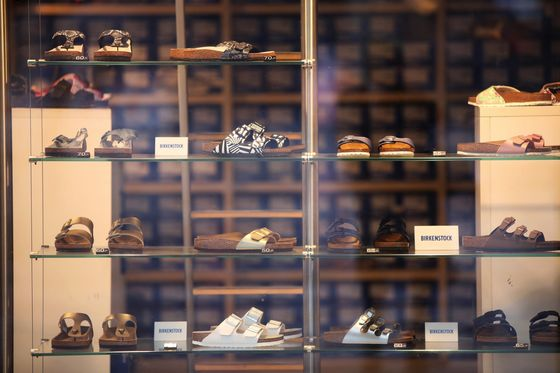 How Birkenstock's Hippie-Sandal CEO Jilted an Ex-Goldman Star