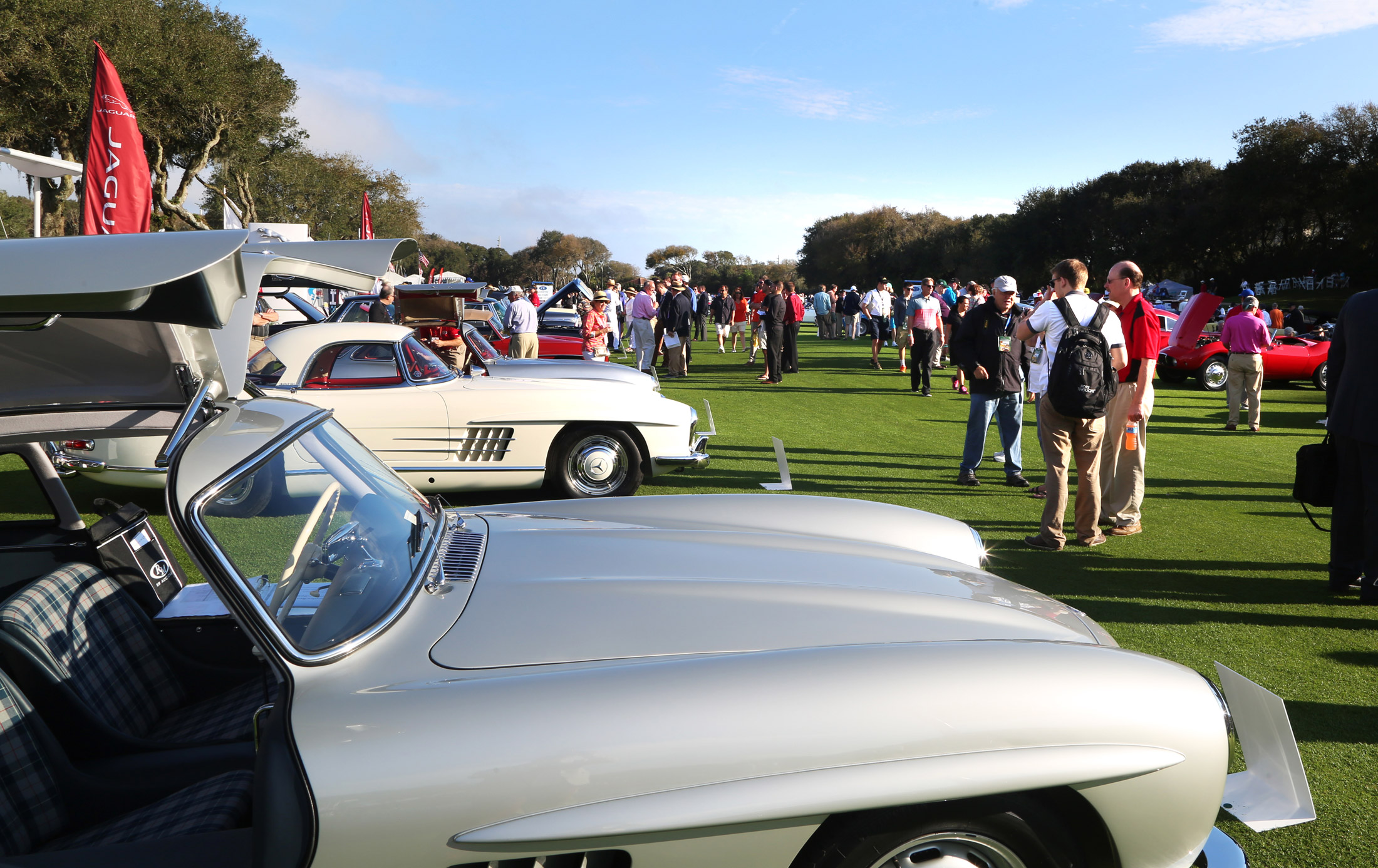 Ten Gorgeous, Rare Vintage Cars From the Amelia Island Concours d ...