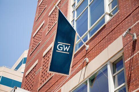 Spending $13 Million Cost GWU Business Dean His Job