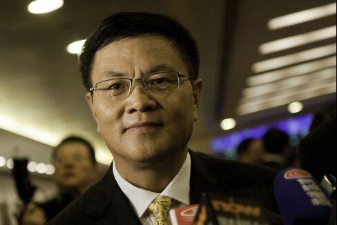 China Minsheng Banking Corp. Chairman Dong Wenbiao