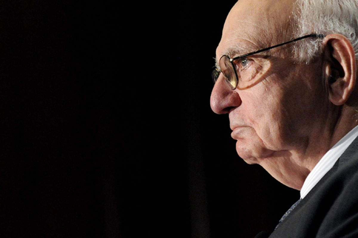 "volcker rule Us regulators are considering changes to the ""volcker rule"" that wall street has sought for years, including eliminating big banks' responsibility to."