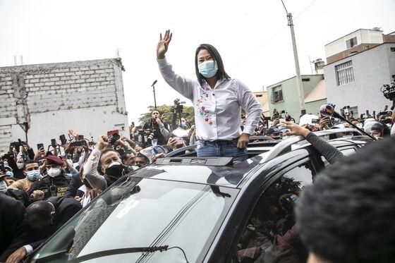 Fujimori's Legal Woes Flare Up Amid Challenge to Peru Runoff