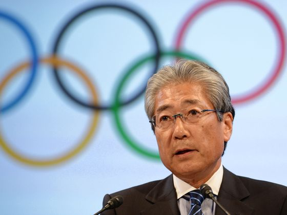 Japan Olympic Body Chief Charged in French Probe