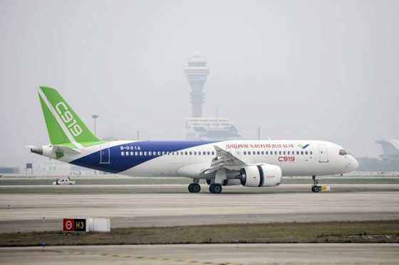 First Japan-Built Airliner in 50 Years Takes on Boeing andAirbus