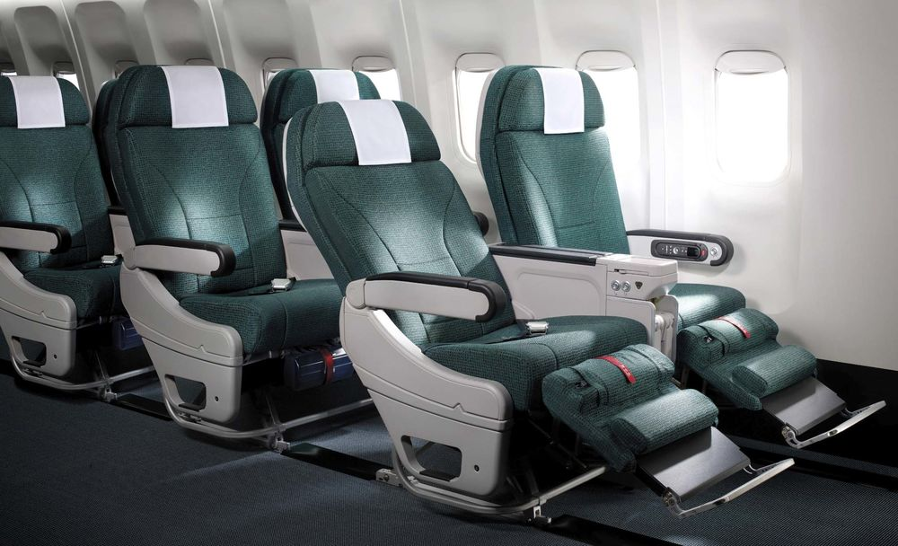 These Are the Best Premium Economy Cabins in the Skies - Bloomberg